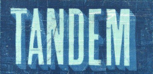 Tandem (detail)