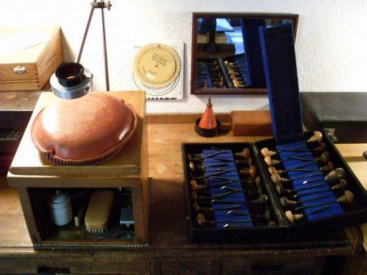 Wood Engraver's Workbench