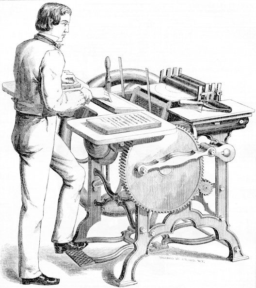 Gordon Franklin Job Press