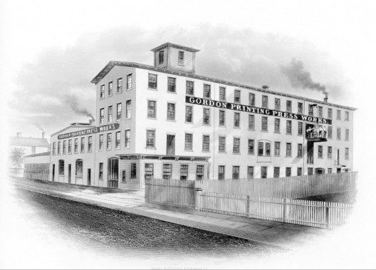 Gordon Press Works Rahway, NJ
