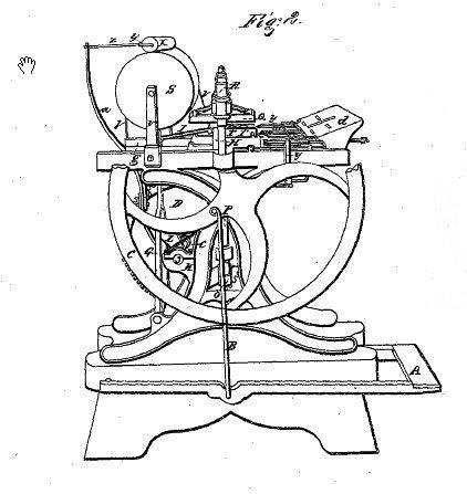 Gordon patent 1850