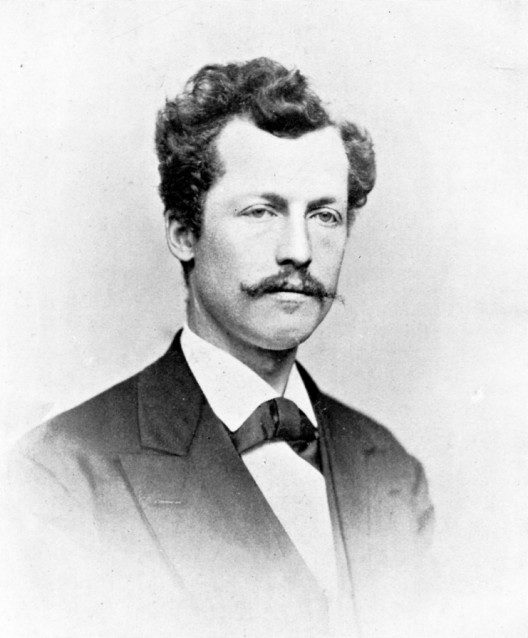 Mergenthaler in 1879
