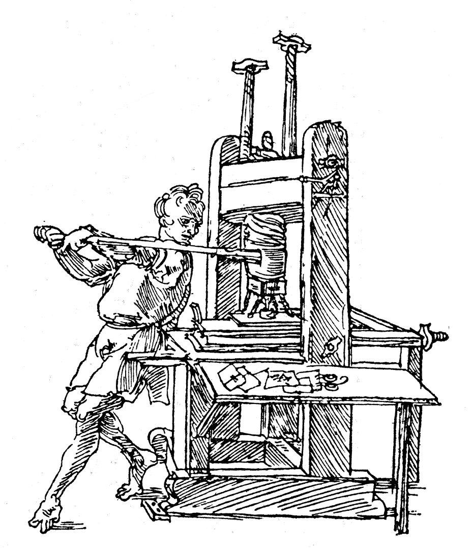 Durer Drawing 1511