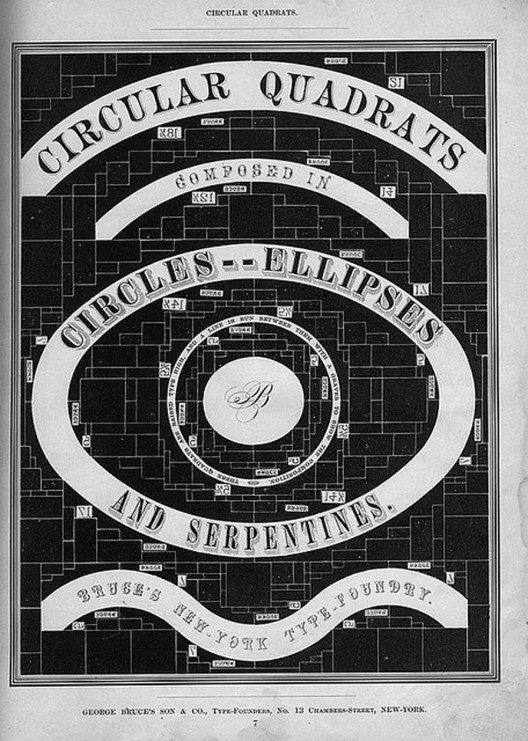 Circular Quadrats