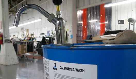 California Wash Solvent