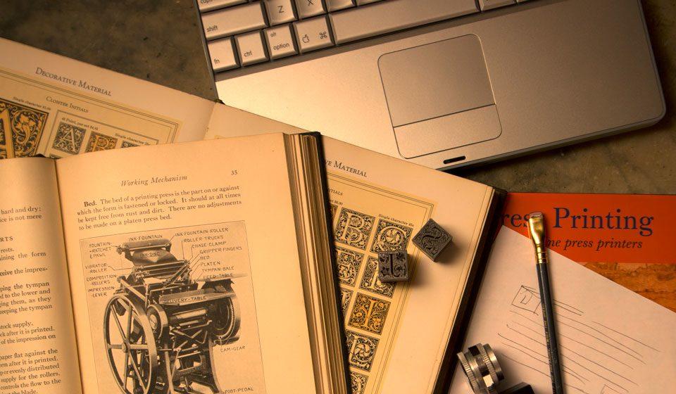 Further Education in Letterpress