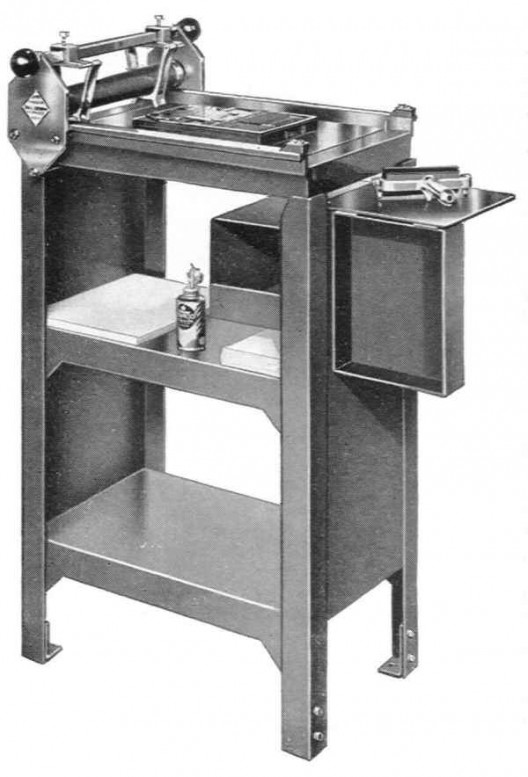 Vandercook No. 099