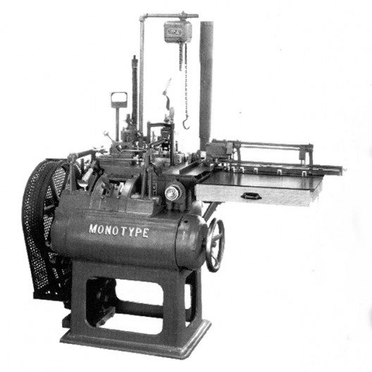 The Monotype Material Maker