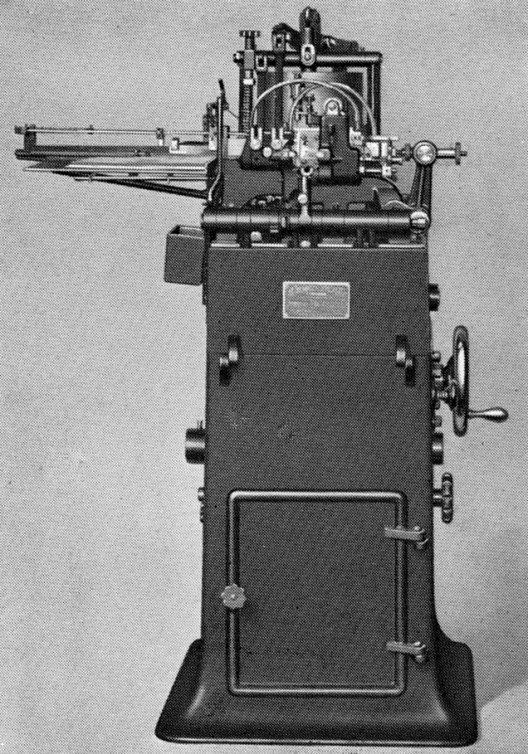 Thomson Type Caster