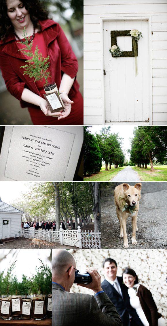 Bella Figura Real Wedding - Stewart & Darryl