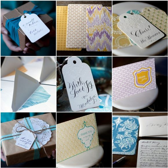 New Everyday Stationery from Smock