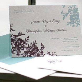 VictorianFlowers&Birds_Letterpress_WeddingInvitations