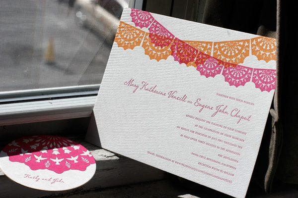 spanish themed wedding invitations  wedding celebration blog, Wedding invitations