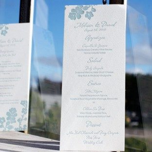BlueFlowers_LetterpressWedding_ReceptionPieces