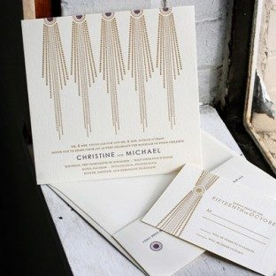Purple&Gold_JewelDesign_LetterpressWedding_InvitationSuite