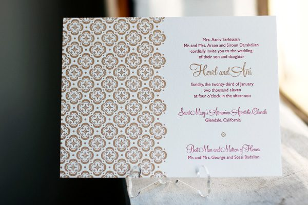 Category Design Customizations Tags Bella Figura Letterpress Wedding Invitations