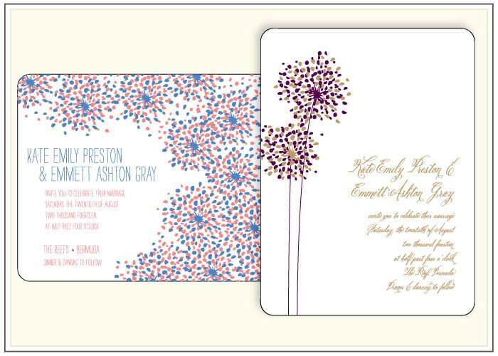 A before and after look at Bella Figura's Modern Fete design by Amy Graham Stigler