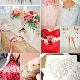 bold-wedding-color-red-pink-gold