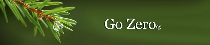 The Conservation Fund's Go Zero program can figure out your carbon footprint and offset it.