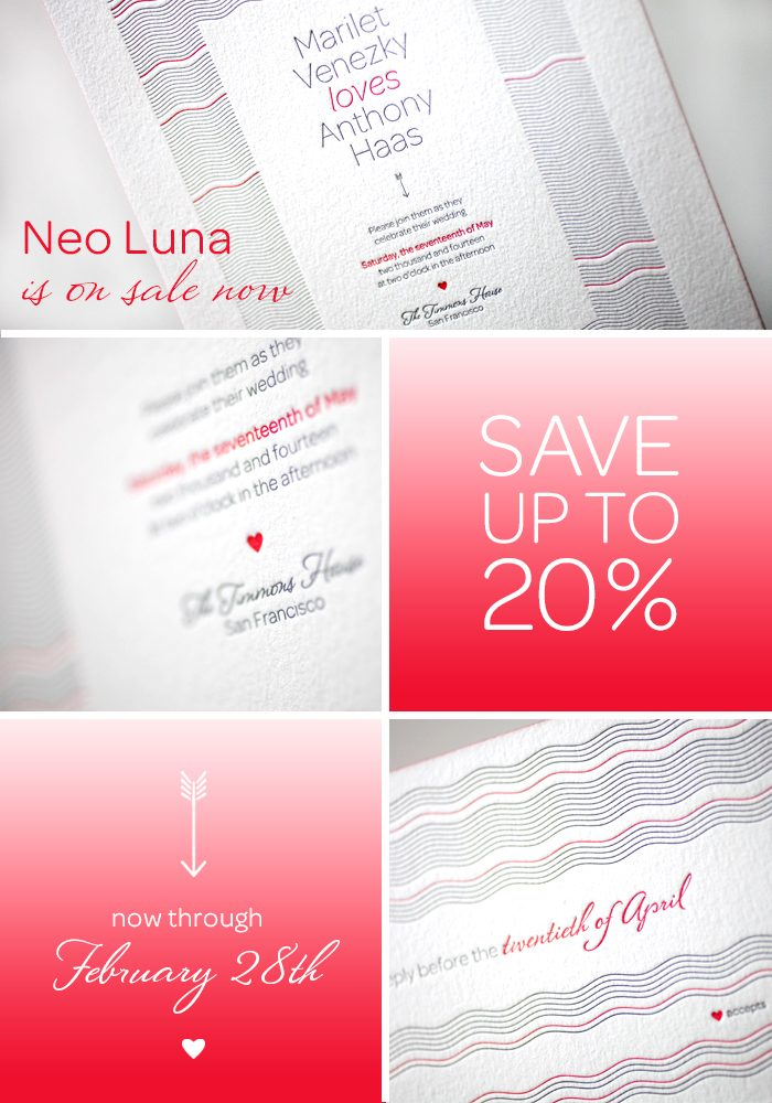 Bella Figura's February design of the month is Neo Luna! Save up to 20% through 2/28/13