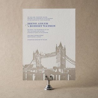 Charmed London design