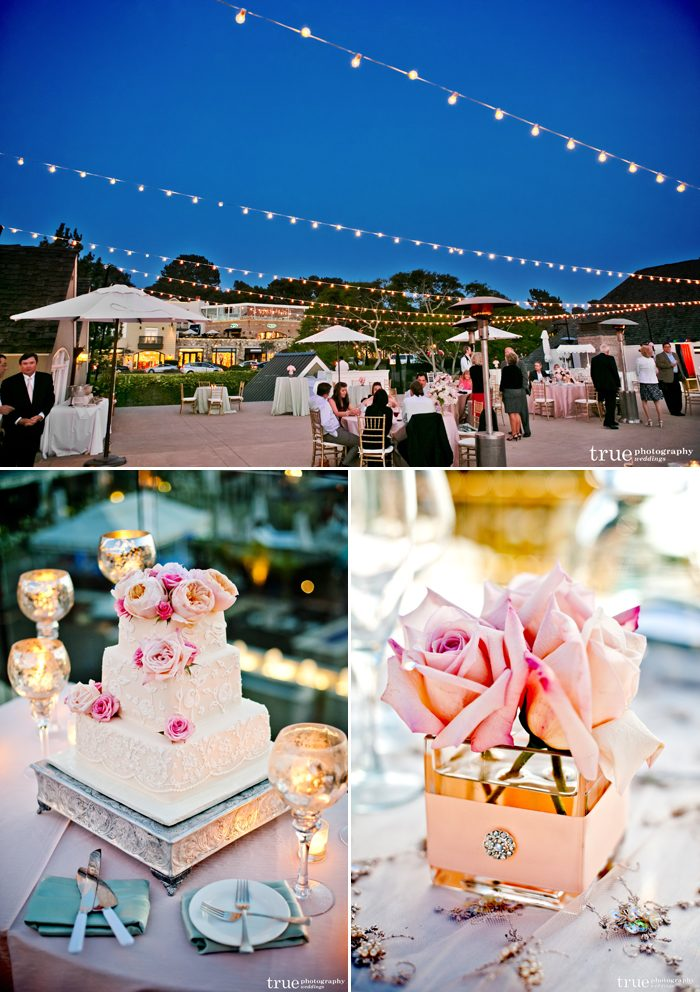 L Auberge is a glamorous reception location in California