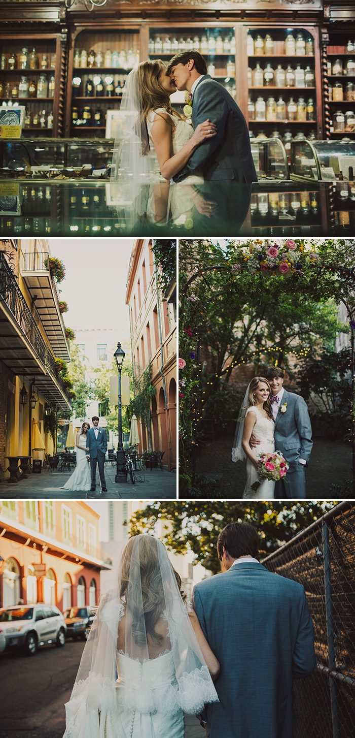 Bella Figura New Orleans wedding