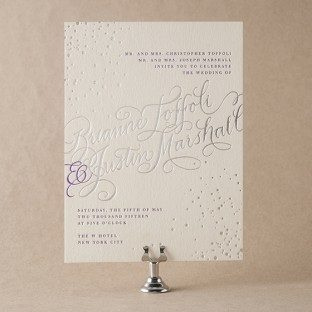 Gilded Romance design