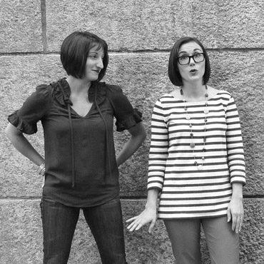 Lauren Richel Kelly and Gina Dean