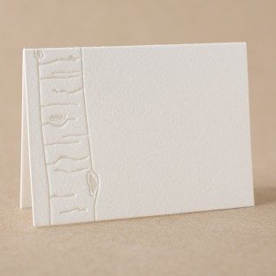 Birch Place Card | Bella Figura