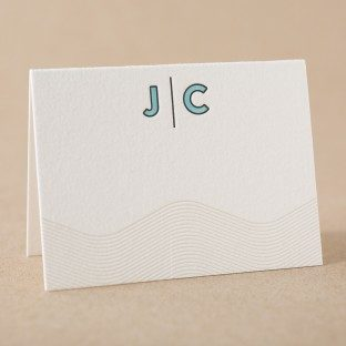 Viceroy Place Cards