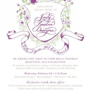 Bella Figura Trunk Show at Judy Paulen Designs