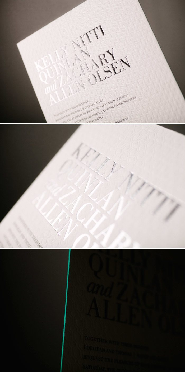 Irving wedding invitations