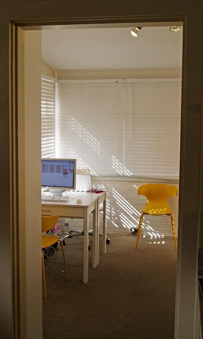 Inside Bella Figura designer Maura Gauthier's studio
