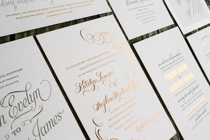Wedding invitations by Beth Barr are on sale during the month of August!