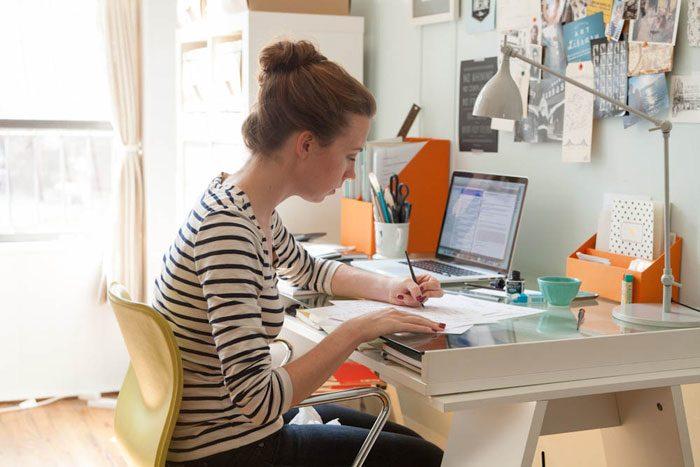 Bella Figura designer Courtney Jentzen of Swiss Cottage Designs