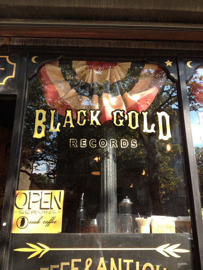 Black Gold - Carroll Gardens, Brooklyn tour with Swiss Cottage Designs
