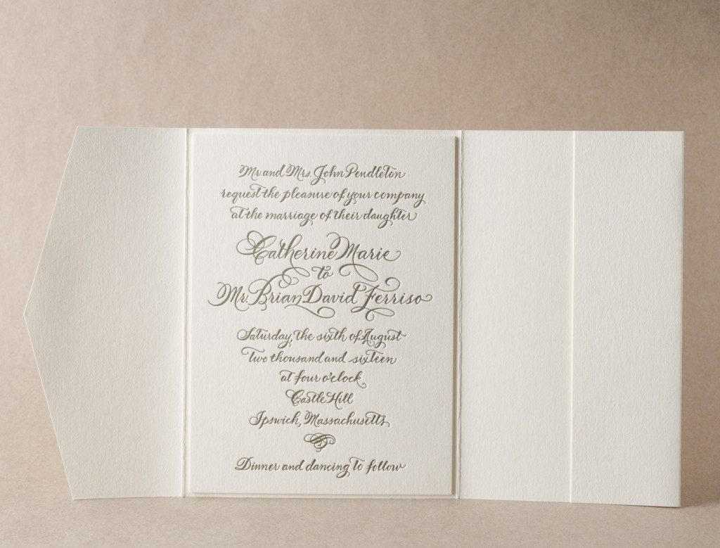 Luxurious cotton invitation paper envelopes from bella figura bella smooth cotton 1 ply ivory stopboris Image collections