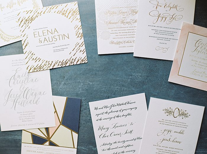 Bella Figura 2015 Wedding Invitation collection #bellafigura2015