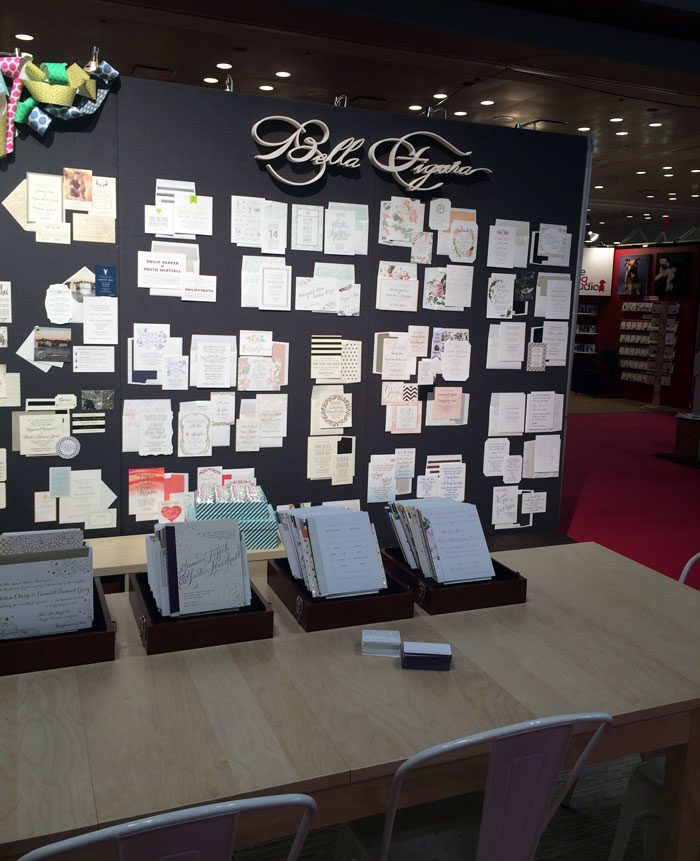 Bella Figura at the 2015 National Stationery Show