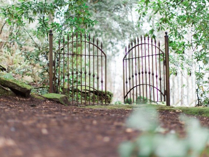 Dunaway Gardens inspiration shoot
