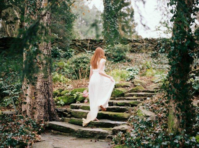 Bella Figura styled shoot at Dunaway Gardens
