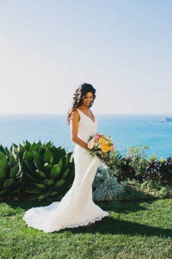 Real Bella Figura bride