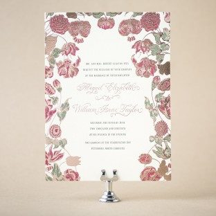 Adele Wedding Invitation Design