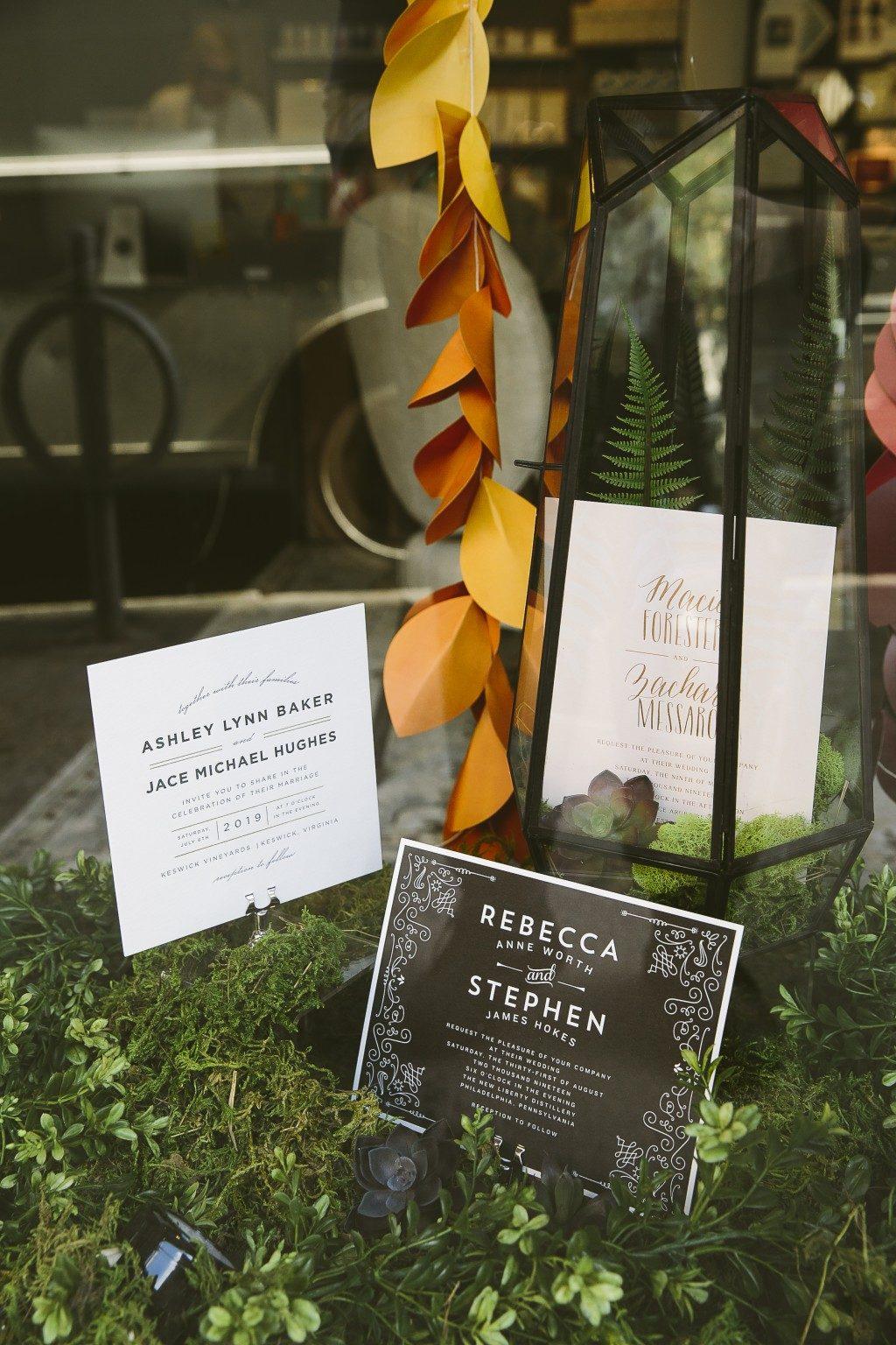 Bella Figura's flagship store window displays in Manhattan