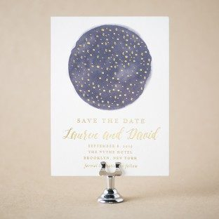 Astral Save the Date design