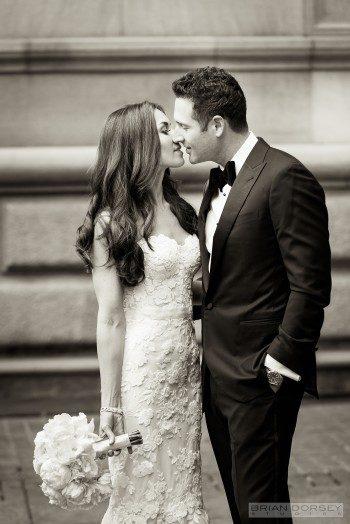 New York City wedding in November