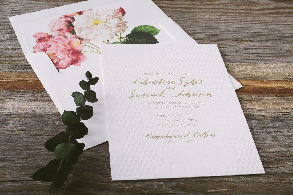 Modern, Urban wedding invitations from Bella Figura