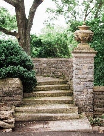 The Cheekwood Botanical Garden