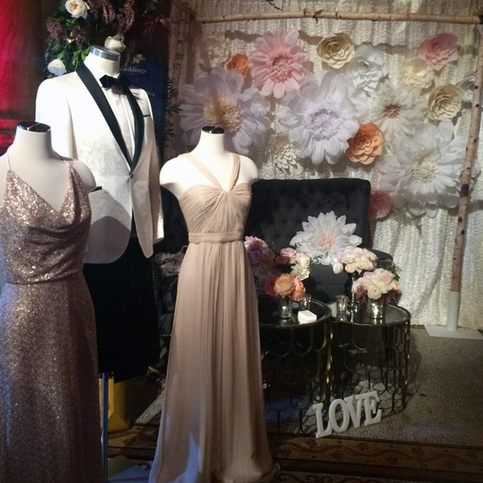 New York Weddings Event 2016 - 5th Avenue Weddings event display